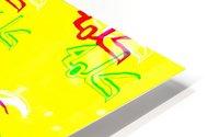 Add & Temoty HD Metal print