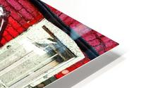 Hommage - Leonard Cohen HD Metal print