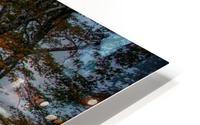Serene Valley HD Metal print