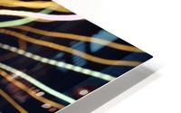 Streamers HD Metal print