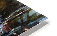 Birch Tree HD Metal print