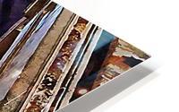 Altare Gregorianum HD Metal print