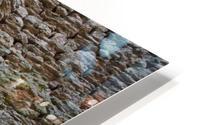 Castle Wall HD Metal print