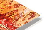 Exotic Oriental Hookah Pipe 2 HD Metal print