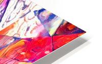 Modern Digital Abstract Painting HD Metal print