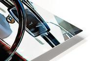 Autobianchi Bianchina Through The Window HD Metal print