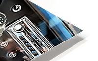 MG B Glance At Interior HD Metal print