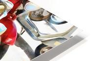 Make Mine a Lambretta HD Metal print