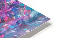 Exploding Sun1  HD Metal print