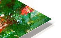 Bottle Brush Abstract 2 HD Metal print