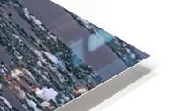 Jagged Ice on the River 2 021619 HD Metal print