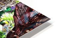 Colorful Plant Pots Marrakech 9 HD Metal print