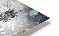 Monochrome Art EIFFEL TOWER  HD Metal print