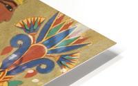 egyptian tutunkhamun pharaoh design HD Metal print