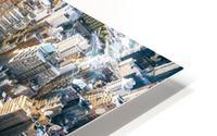New York city Skyline View  HD Metal print