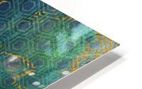 Geometric XXXXXIII HD Metal print