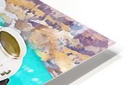 Japanese Vase Display HD Metal print