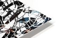 Convergence HD Metal print