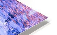 Abraham Lake Bubbles HD Metal print