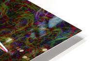 Colorful Quad Copter HD Metal print