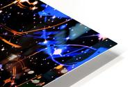 The Imaginary Planets Series 6 HD Metal print