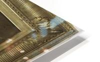 Le chevreuil Impression metal HD