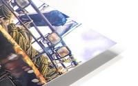 Eye of the Storm HD Metal print