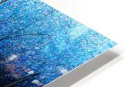 Ascension - Blue HD Metal print