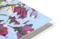 Flowers in a Mason Jar HD Metal print