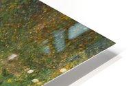 Fruit Trees by Klimt HD Metal print