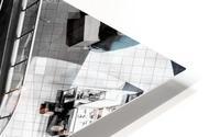 Fibonacci stairs HD Metal print