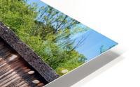 Watson Mill Bridge State Park   Comer GA 06715 HD Metal print