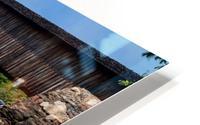 Watson Mill Bridge State Park   Comer GA 06914 HD Metal print