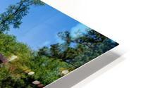 Watson Mill Bridge State Park   Comer GA 06668 HD Metal print