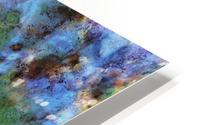 Audible water HD Metal print