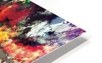 Clattering HD Metal print