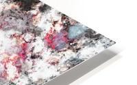 Frosty pink Impression metal HD