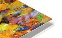 Landslip HD Metal print