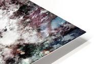 Snowcap HD Metal print