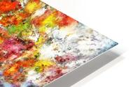 Spangle HD Metal print