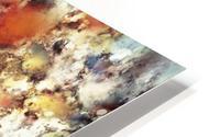 Terracotta tumble HD Metal print