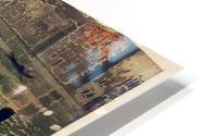 Marmortrappen HD Metal print