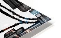 The Eye HD Metal print
