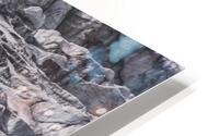 Cold HD Metal print