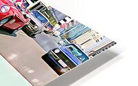 Ferris Bueller Day Off HD Metal print