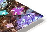 Christmas Lights 5 HD Metal print