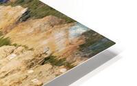 Yellowstone National Park Lower Falls HD Metal print