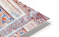 Rajasthan Architecture HD Metal print