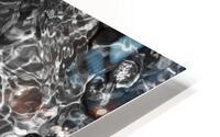 Water Colors ap 1776 B&W HD Metal print