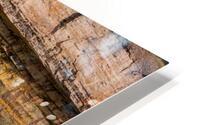 Pictured Rocks ap 2508 HD Metal print